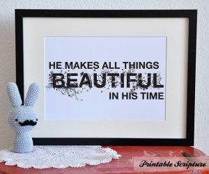 Ecclesiastes 3:11, Click for Source
